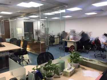 天河北/体育中心 城建大厦 126平米 精装修