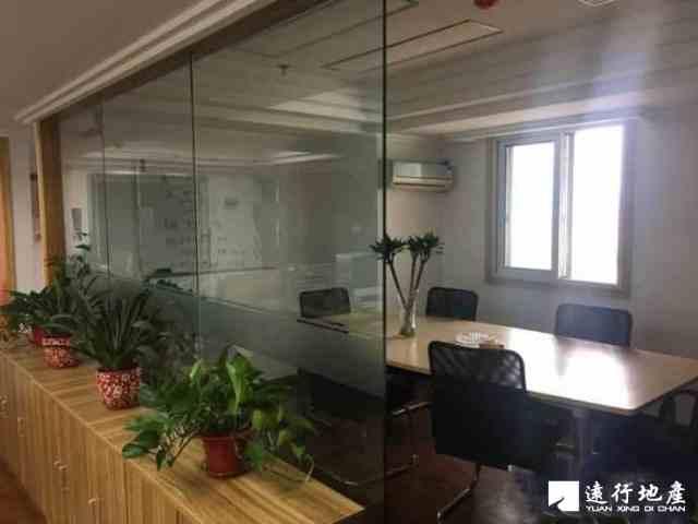 上海路 春风大厦 130平米 精装修