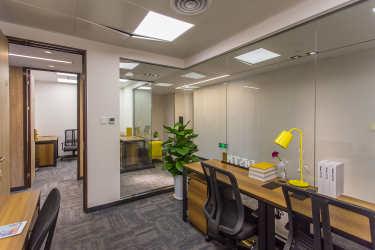 双井/劲松 Distrii办伴-双井佳龙大厦办公空间 独立办公室 精装修