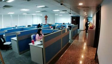 打浦桥 广东发展银行大厦 154平米 中等装修