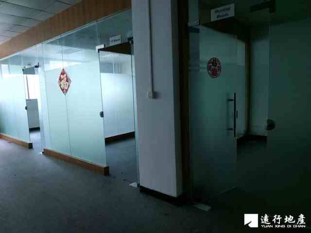 宝安中心区 宝安互联网产业基地 248平米 中等装修
