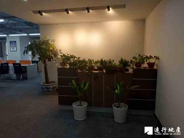 汉中门 金轮国际广场 298平米 豪华装修