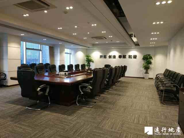 钱江新城 迪凯国际中心 362.9平米 精装修