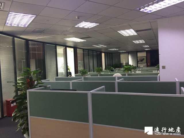 南山科技园 怡化金融科技大厦 368平米 精装修