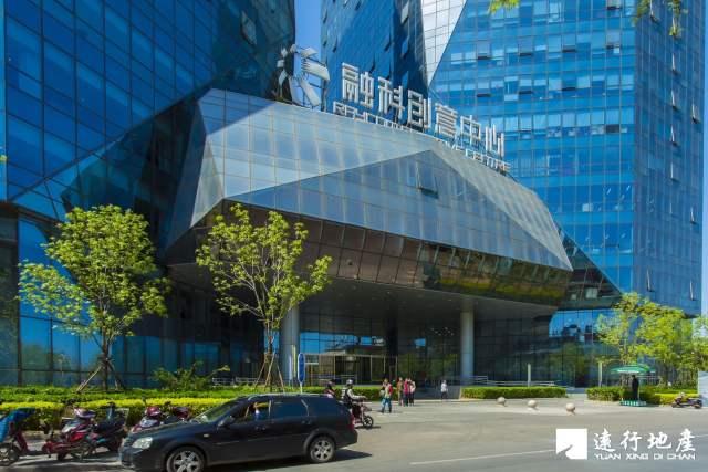 融科资讯中心_北京融科创意中心写字楼出租、租赁、租金信息 - 远行地产