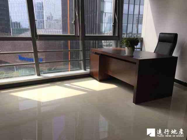 南山科技园 怡化金融科技大厦 348平米 精装修