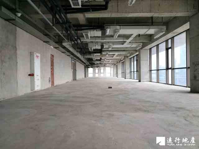 高新区建信人寿大厦,1493平清水可分租,85%超高得房率