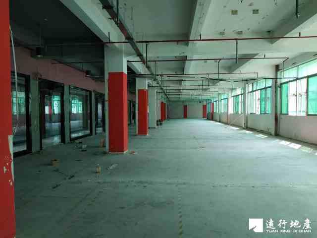 宝安中心区 宝安互联网产业基地 2522平米
