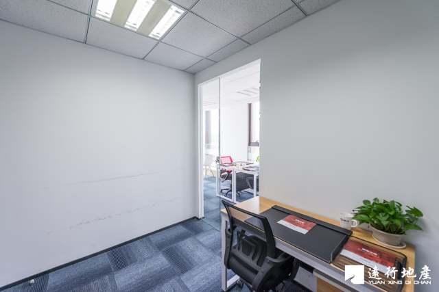 定安路 创联工场(外海西湖国贸大厦) 独立办公室 精装修