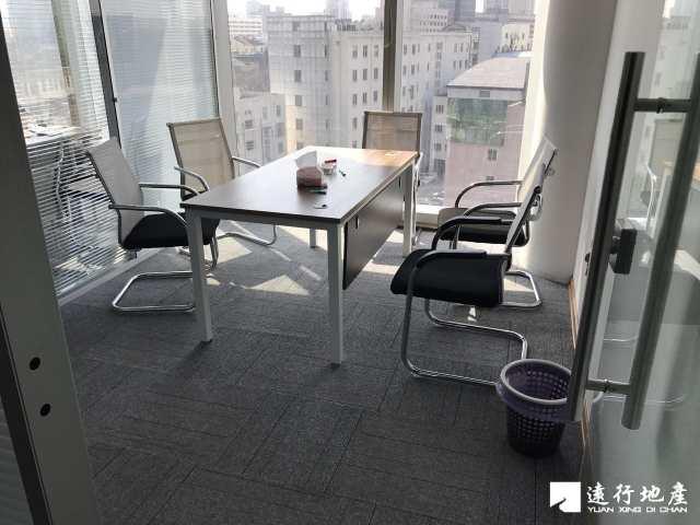 湖南路 南京翠峰大厦 124平米 精装修