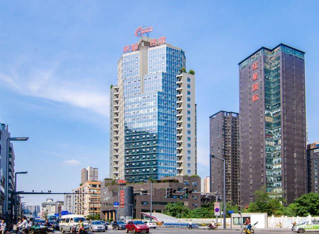 四川传媒大厦