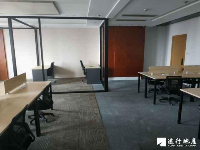 上海写字楼装�_五角场绿地新能源大厦108平米精装修_上海写字楼出租-远行地产