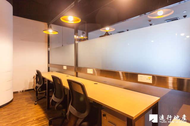 南山科技园 WE+酷窝 深圳怡化金融科技大厦空间 独立办公室 精装修