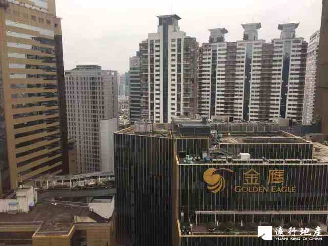 汉中门 金轮国际广场 61.1平米