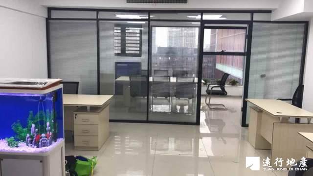 大行宫 远洋国际中心 237平米 精装修
