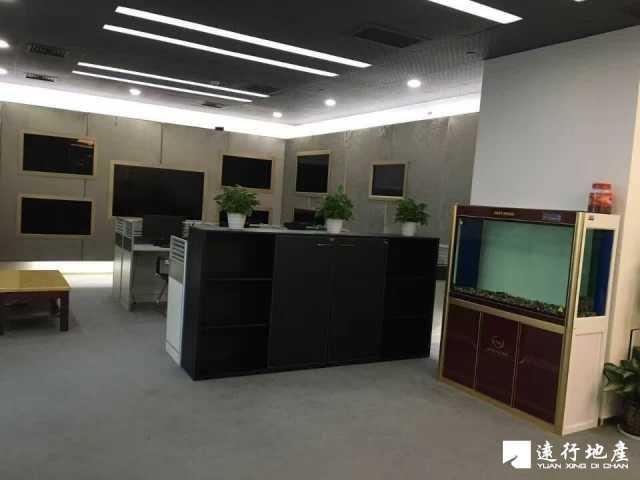 南山科技园 怡化金融科技大厦 338平米 精装修