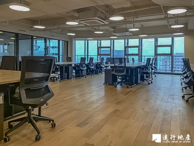龙翔桥 WeWork(工联大厦) 独立办公室 精装修