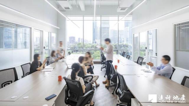 奥体 SOHO3Q(新地中心三期西格玛广场) 独立办公室 精装修
