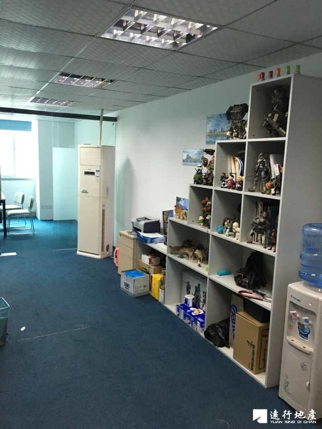 南山科技园 深圳市高新技术产业园 116平米 中等装修