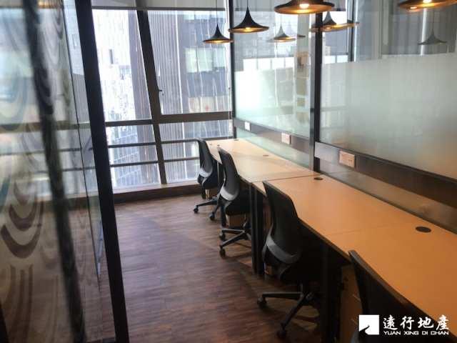 南山科技园 怡化金融科技大厦 26.4平米 精装修