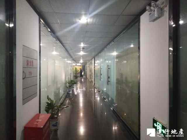南山科技园 高新技术产业园 127平米 精装修